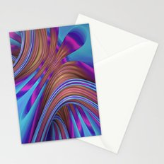 Ride the Swirl Stationery Cards