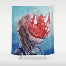 Shower Curtain - Emanating - Seamless