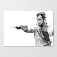 Mel Canvas Print