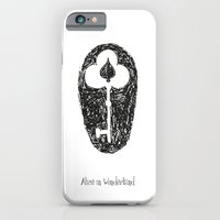 Alice II iPhone 6 Slim Case