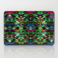 Triangle affair iPad Case