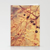 Autumn Life (II) Stationery Cards