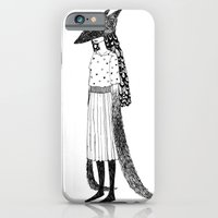 Wolf Mask iPhone 6 Slim Case