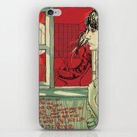 Hang This Girl iPhone & iPod Skin