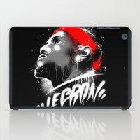 Lebron J iPad Case