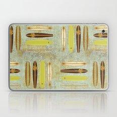 Surf Pattern 4 Laptop & iPad Skin