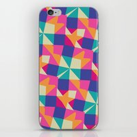 NAPKINS iPhone & iPod Skin