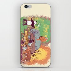 Save Us iPhone & iPod Skin