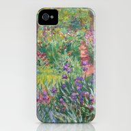 The Iris Garden At Giver… iPhone (4, 4s) Slim Case