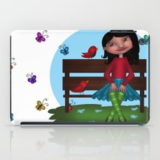 Spring Song iPad Case