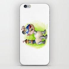 Billymobile iPhone & iPod Skin