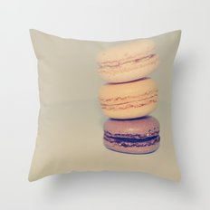 FRENCH INSPIRED Throw Pillow
