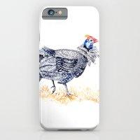 Guineafowl iPhone 6 Slim Case