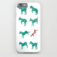 iPhone & iPod Case featuring Mule by Sam Foals