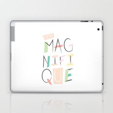 c'est magnifique Laptop & iPad Skin