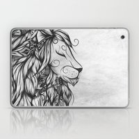 Poetic Lion B&W Laptop & iPad Skin