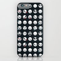 Jack's Emoticons iPhone 6 Slim Case