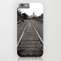 Railroad Tracks iPhone 6 Slim Case