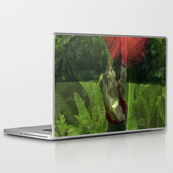 Flower Fairies Laptop & iPad Skin