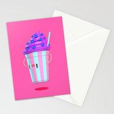 Milkshake III Stationery Cards