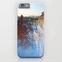 iPhone & iPod Case featuring Upside Down #1 by sissidesign