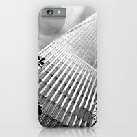 iPhone Cases featuring One World by DM Davis