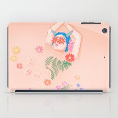 Flower Bath iPad Case