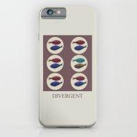 Divergent iPhone 6 Slim Case