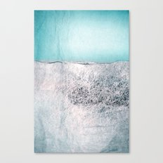 abstract landscape Canvas Print
