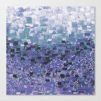 :: Purple Cow Compote :: Canvas Print