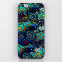 Mandarinfish iPhone & iPod Skin