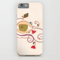 iPhone & iPod Case featuring Apple of My Eye by Raquel Serene