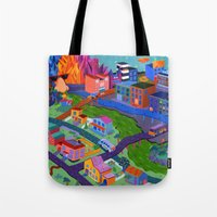 Local Flavor Tote Bag