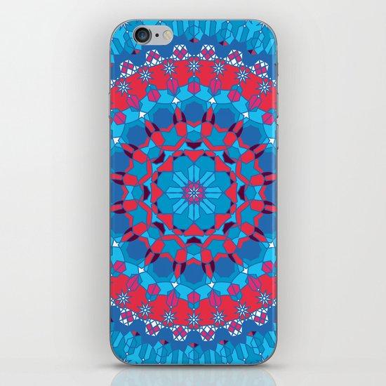 Octagon Rosette 002   Contrast iPhone & iPod Skin