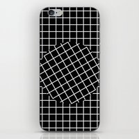 What Goes Around Comes A… iPhone & iPod Skin