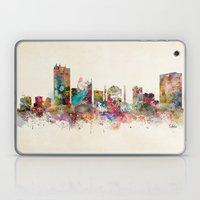 toledo ohio skyline Laptop & iPad Skin
