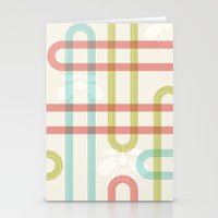 Japanese Pattern: Summer Stationery Cards