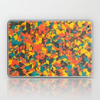 Panelscape: colours from Space Filler Laptop & iPad Skin