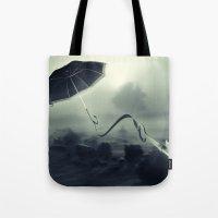 Hope Floats Away Tote Bag