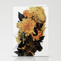 Pollination Fire Stationery Cards