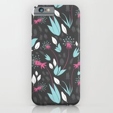 Nighttime Dandelions iPhone 6 Slim Case
