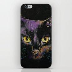 Shadow Cat iPhone & iPod Skin