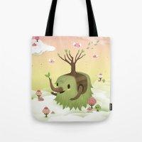 Mossiphants Tote Bag