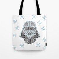 Merry Darth Vaderness   Tote Bag