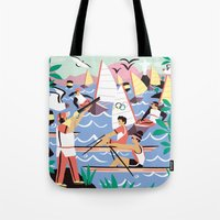 Olympics Rio Tote Bag