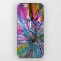 Fleur iPhone & iPod Skin