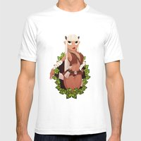 Bokoblin rule 63 Mens Fitted Tee White SMALL