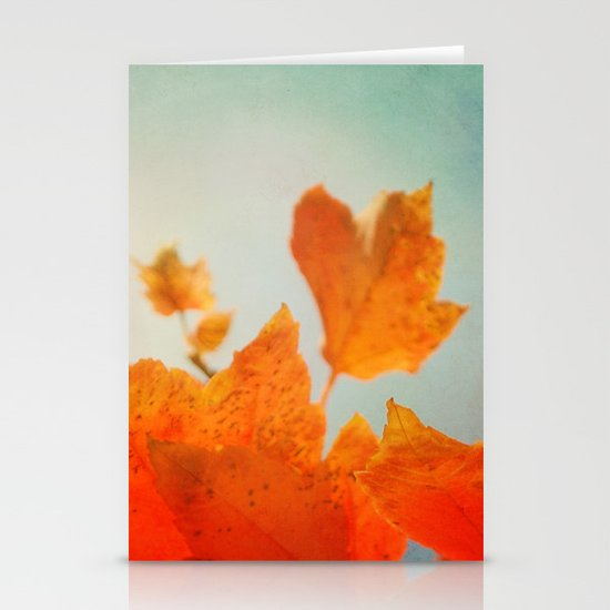 Tangerine Dream Stationery Card