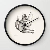 'Theories'  Wall Clock