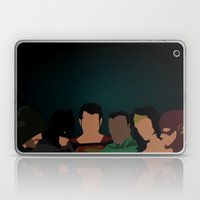 Justice is coming Laptop & iPad Skin